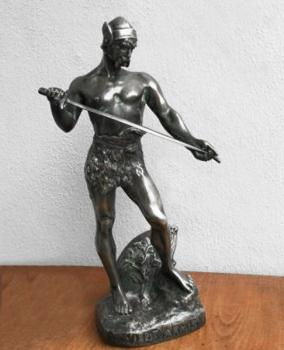 Sculpture - bronze - 1900